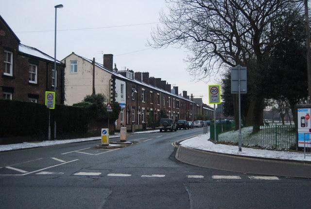 Newbold St