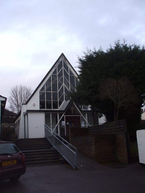 Church of the Blessed Sacrament, Rumney, Cardiff