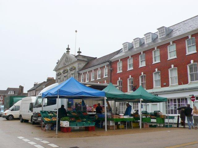 Blandford Market