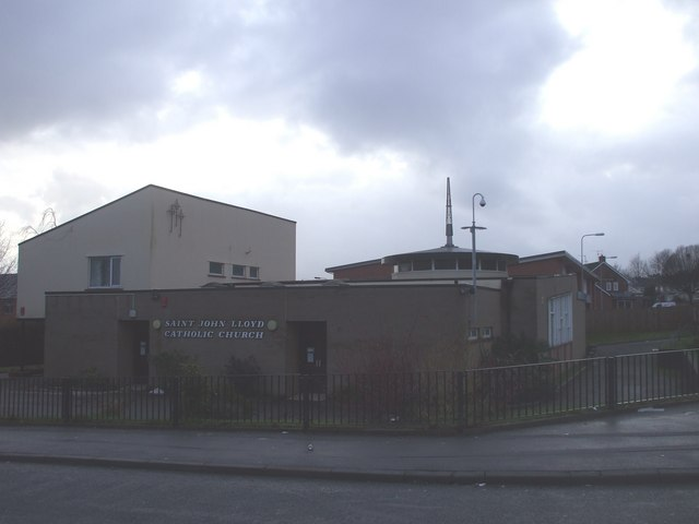 St John Lloyd R.C. Church, Cardiff