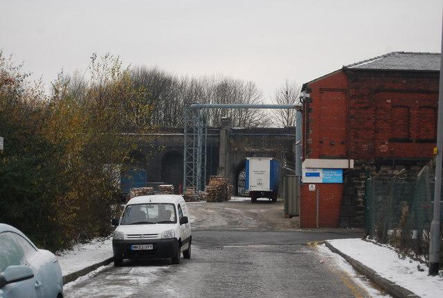 Elton Bury, Victoria Street Depot