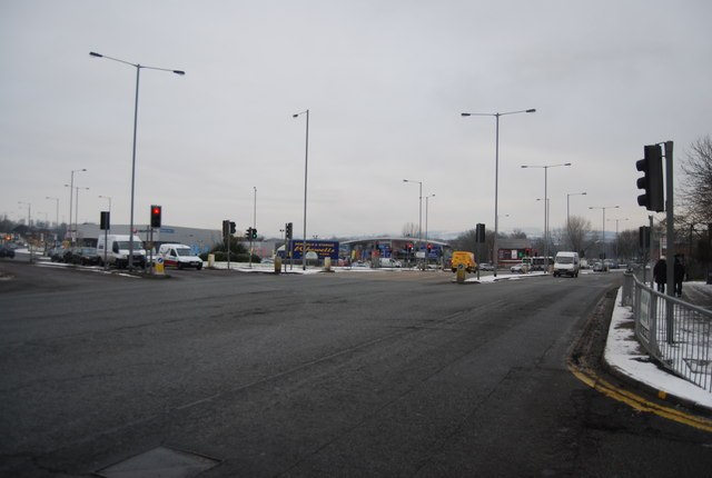 Bury Bridge Junction