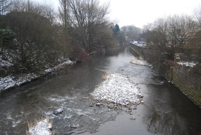 River Irwell, Bury Bridge