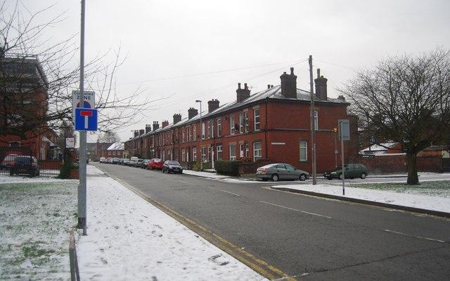 Irwell St