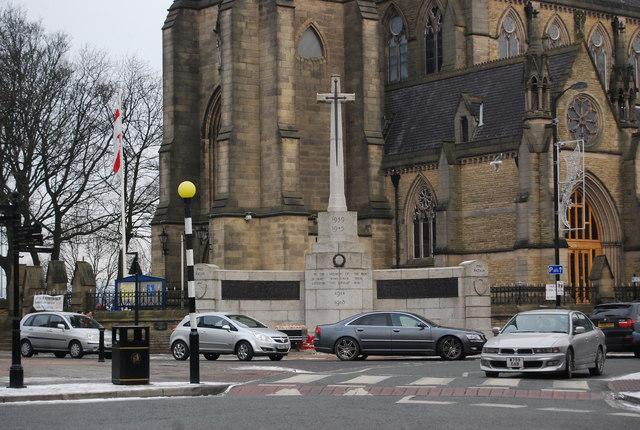 War Memorial, The Rock
