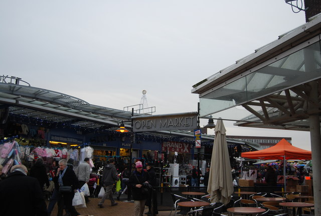 Bury Open Market