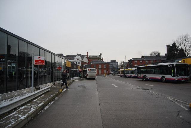 Bury Interchange