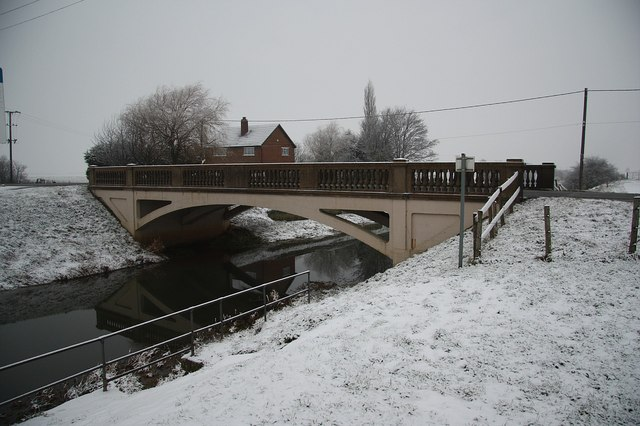 Donington High Bridge