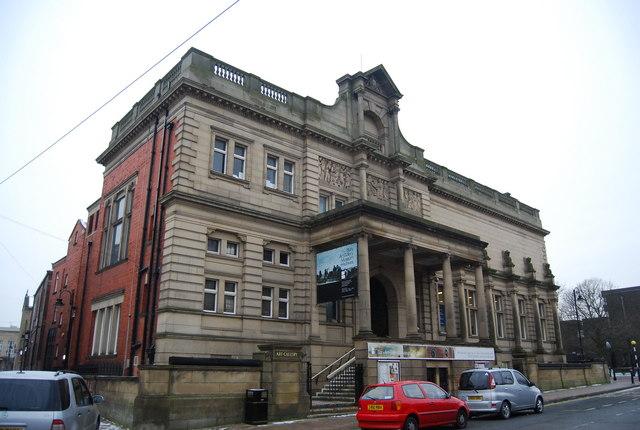 Bury Art Gallery & Museum
