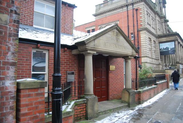 The Bury Athenaeum