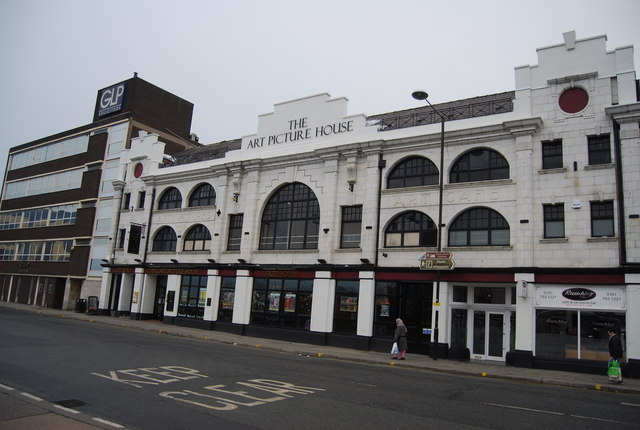 The Art Picture House, Haymarket St