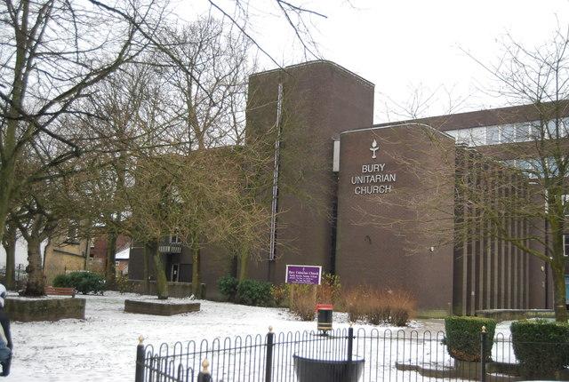 Bury Unitarian Church, Silver St