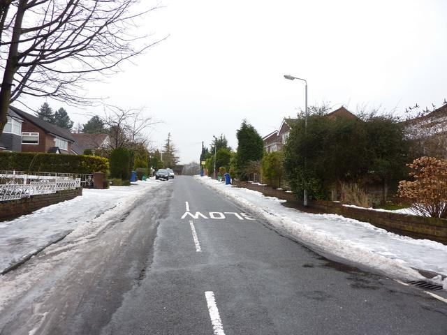 Barnhill Drive, Prestwich