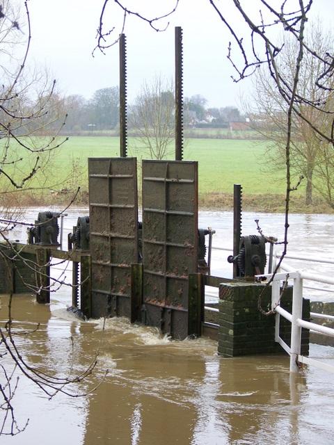 Sluicegates, River Stour
