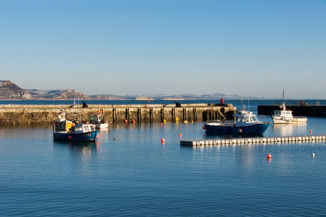 Quiet Harbour ~ Lyme Regis