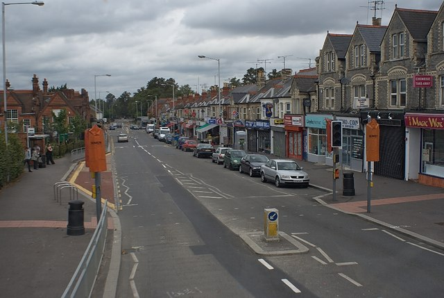 Wokingham Road Shops