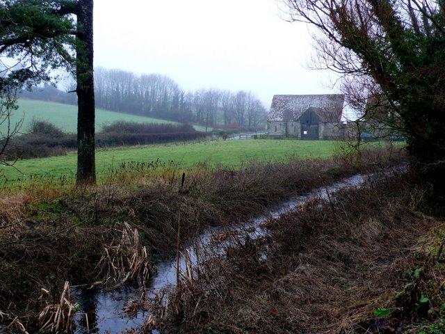 River Winterborne