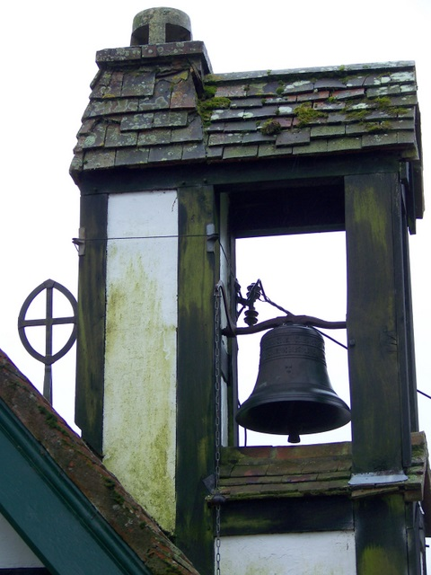 Bell turret, King's Stag Memorial Chapel
