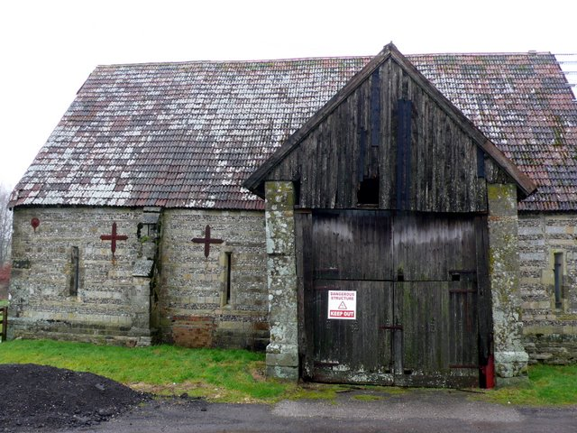 Tithe Barn Winterborne Clenston