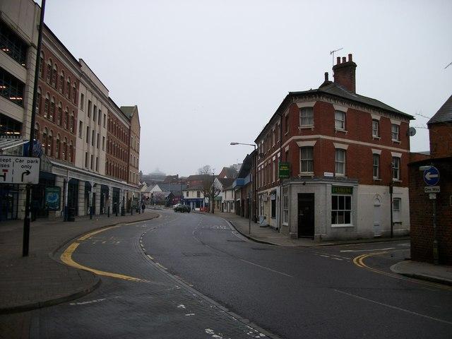 Osborne Street, Colchester