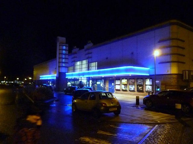 Taunton : The Odeon Cinema