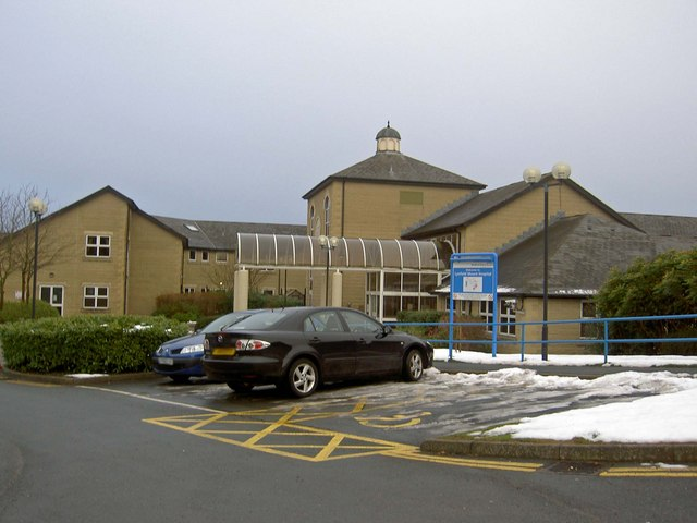 Duchy Court, Lynfield Mount hospital complex, Bradford