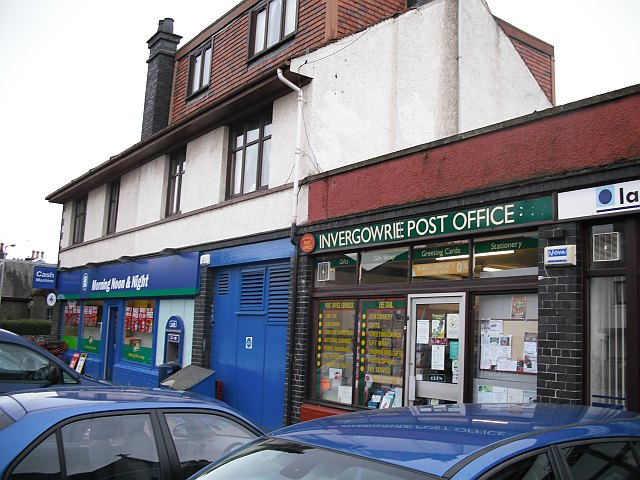 Invergowrie Post Office