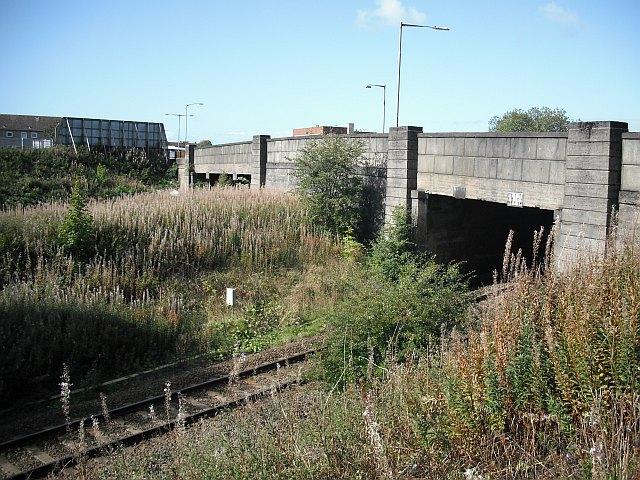 Railways, Kilmarnock