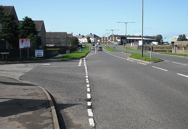 Munro Avenue, Kilmarnock