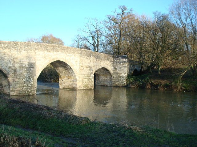 River Medway at Teston Bridge