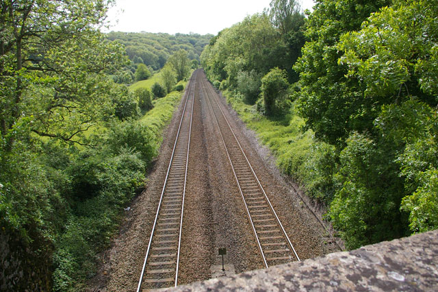 Railway Track West