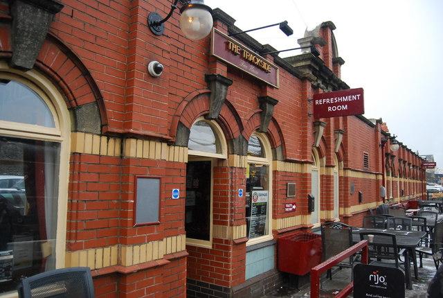 The Trackside, Bury Bolton Street Station