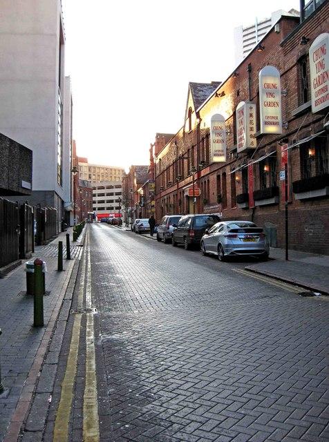 Thorp Street