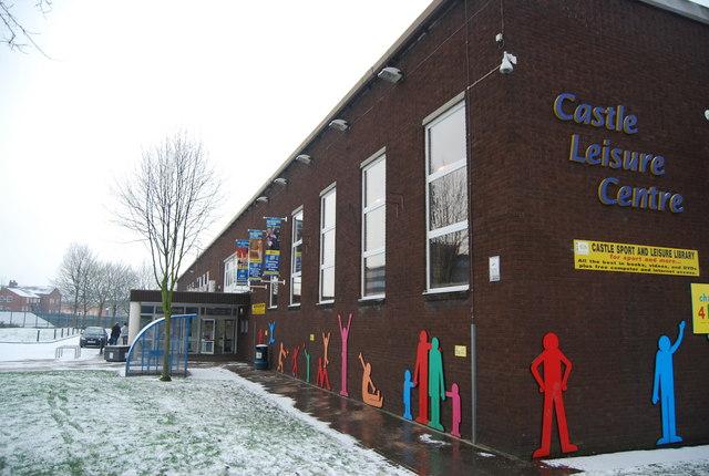 Castle Leisure Centre, Bolton St