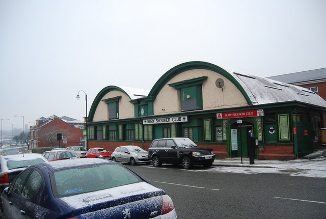 Bury Snooker Club