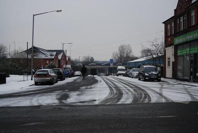Castlecroft Rd off Bolton St
