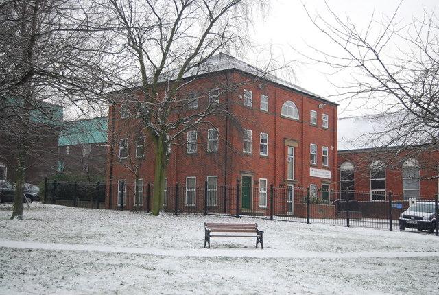 Manna House, Irwell St