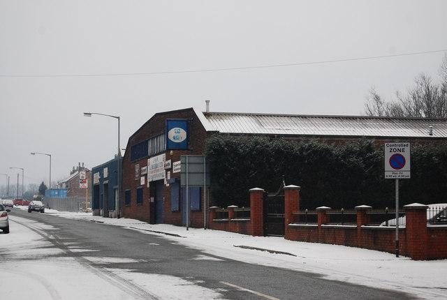A. Murray Ltd, Millett St