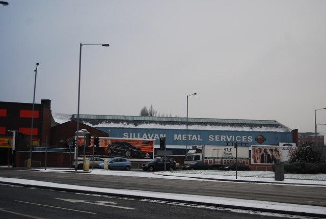 Sillivan Metal Services
