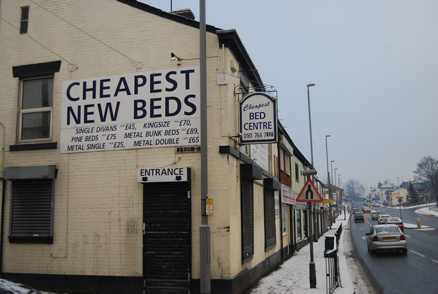 Bed Centre, Bolton Rd
