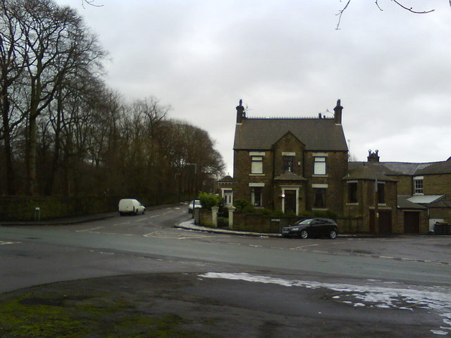 Clare House, Glossop