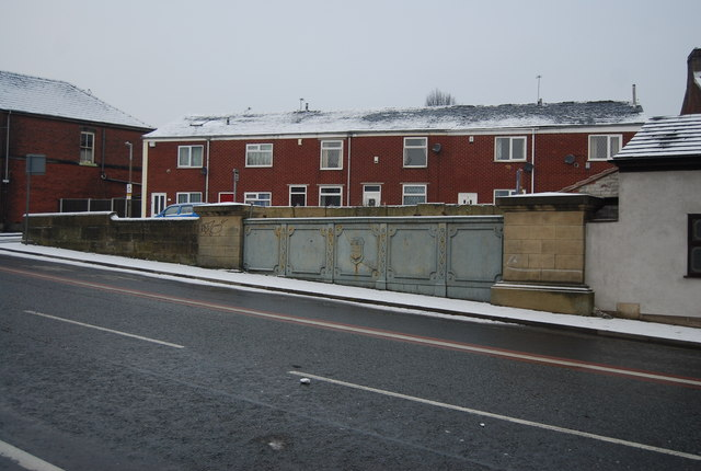 Canal feeder bridge, Bolton Rd