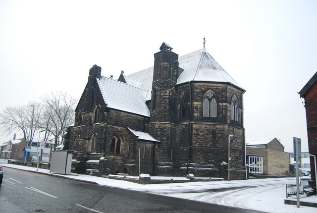 St Stephen's Church, Bolton Rd