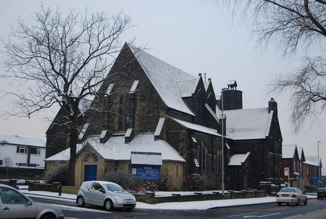St Stephen's Church, Bolton Rd