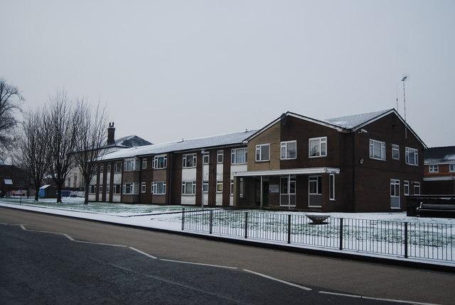 Elton Square House, Bolton Rd