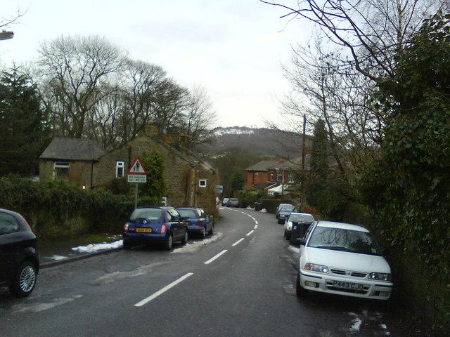 Church Street, Glossop