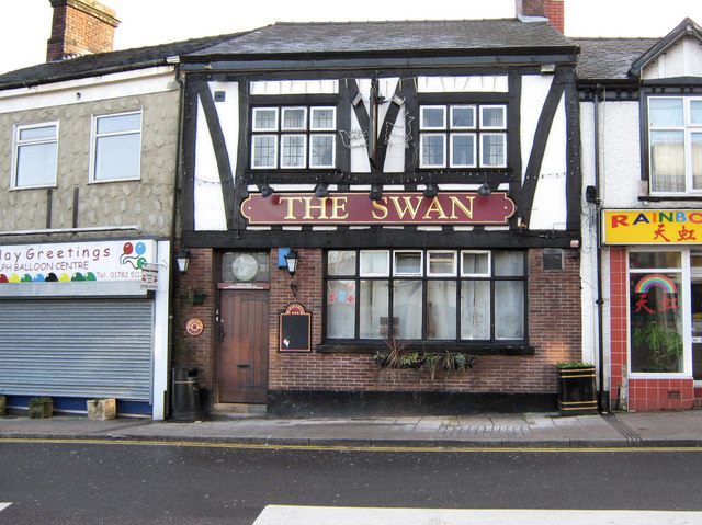 The Swan, Biddulph