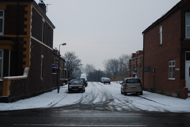 Proctor St off Bolton Rd