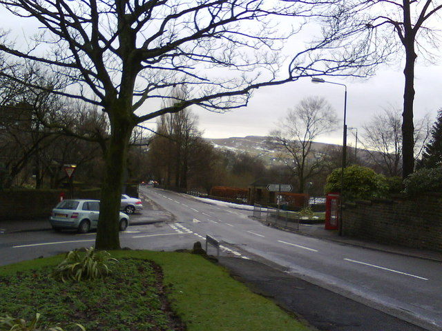 Five Ways Junction, Glossop