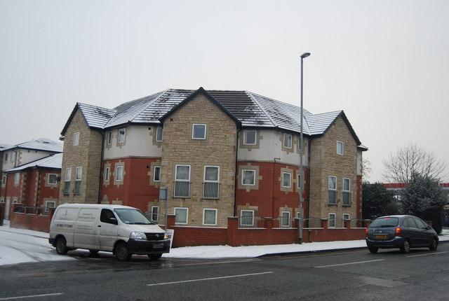 Flats, Bolton Rd